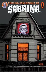 Sabrina issue 1