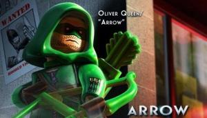 Arrow Pack Lego Batman 3
