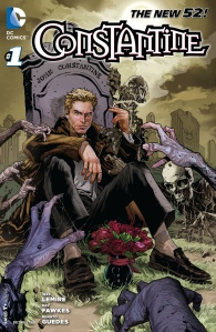 Constantine Vol 1 Issue 1 Variant
