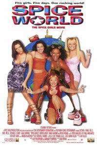 Spiceworld Movie Poster