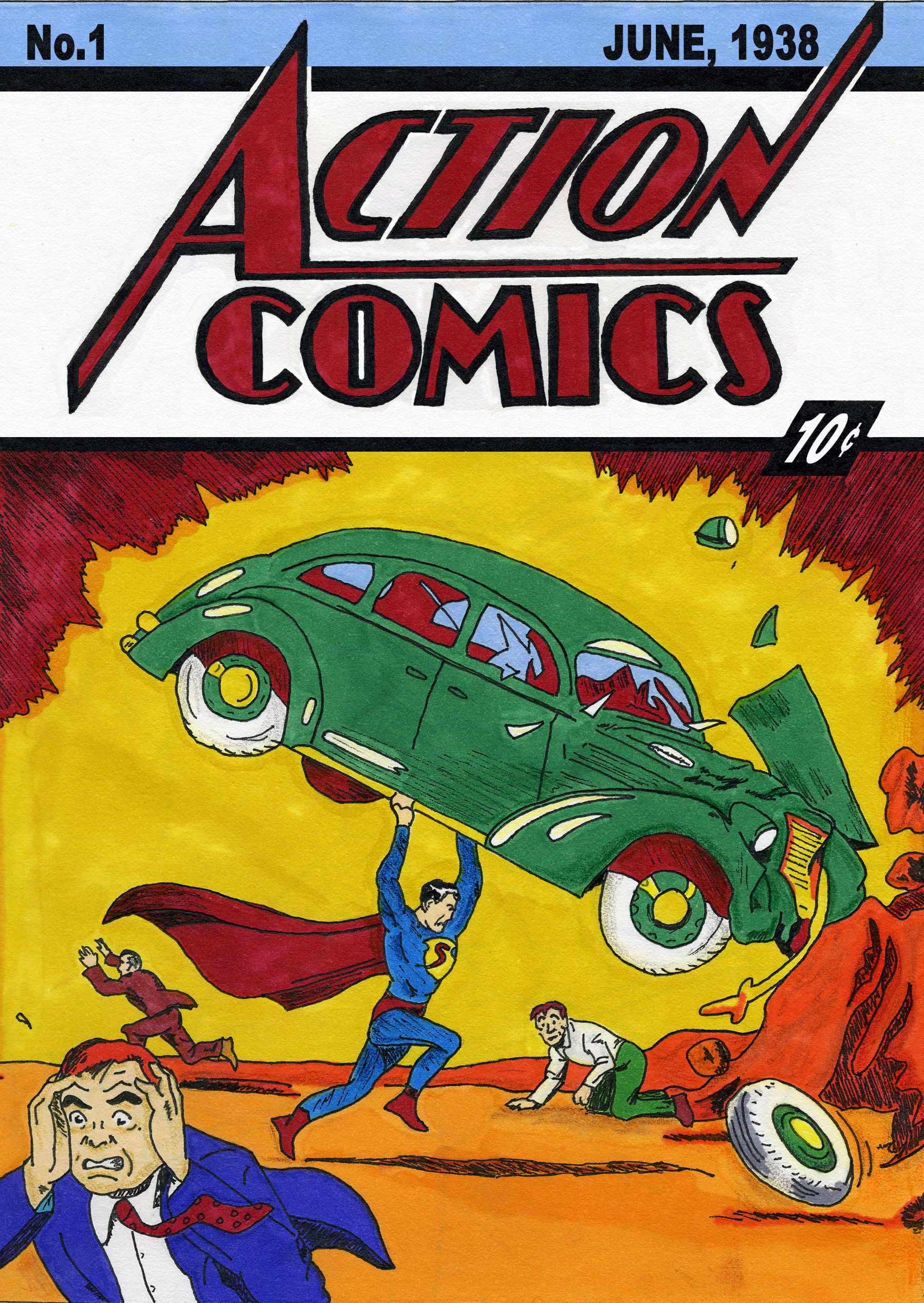 Comixology comic books and cats action comics 1 fandeluxe Image collections