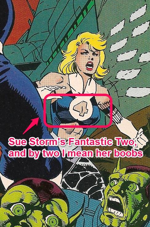 Your place super boob comics consider