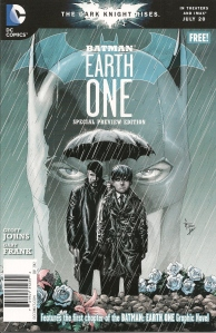 Batman Earth One: Special Preview Edition
