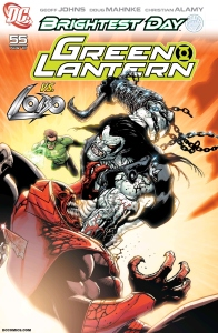 Green Lantern 55