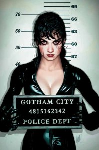 Catwoman Jail