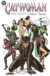 Catwoman - Nine Lives of a Feline Fatale (2004)