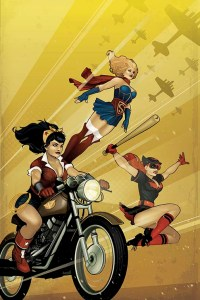 DC Comics Bombshells Issue 1