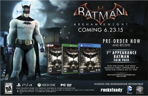 Arkham Knight - Amazon Regular