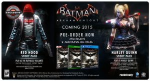 Arkham Knight - Gamestop