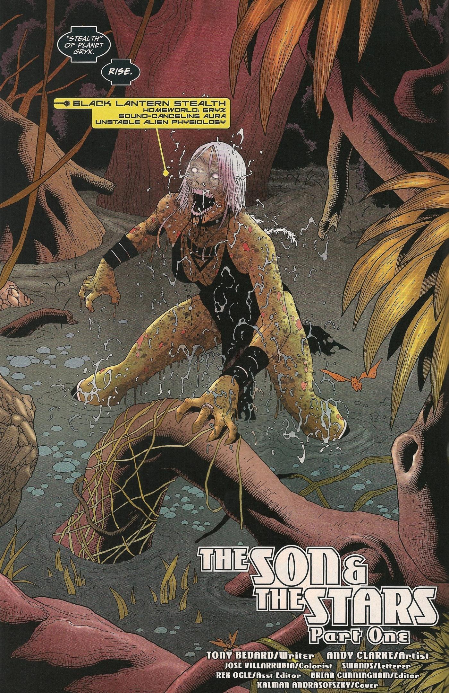 Mystery Comic 8: Blackest Night R E B E L S  Issue 10 | Comic Books