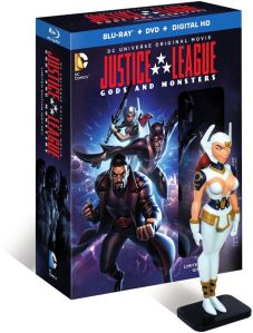 Justice League Gods and Monsters Deluxe