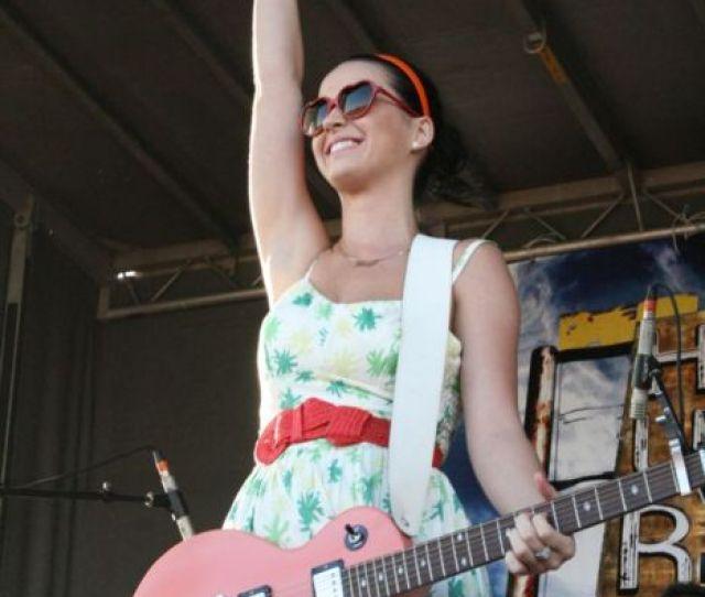 Katy Perry Warped Tour 2008