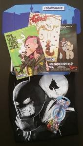 Comic Block June - Full Unboxing