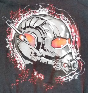 Comic Block July - Ant-Man T-Shirt