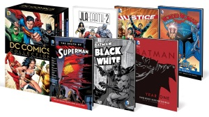 DC Comics Bluray Graphic Novel Combo