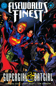 Elseworlds Finest - Cover