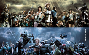Final Fantasy Full cast