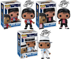 Michael Jackson POP Rocks Vinyl