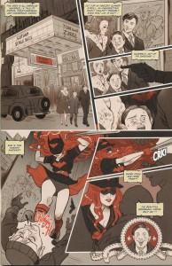 Comic Block August 15 - Bombshells 1 Image (2)