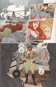 Comic Block August 15 - Bombshells 1 Image (4)