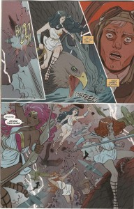Comic Block August 15 - Bombshells 1 Image (5)