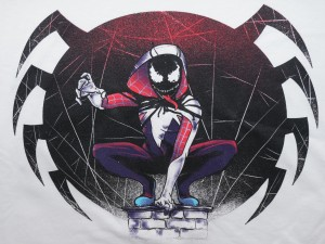Comic Block August 15 - Gwenom T-Shirt