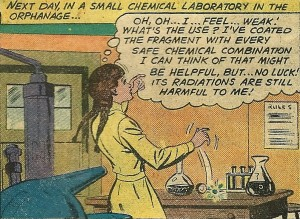 Action Comics 261 Chem Lab