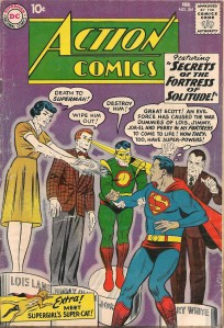 Action Comics 261 - Cover