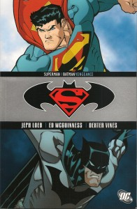 Comic Bento - Superman Batman Vengeance (Vol. 4)
