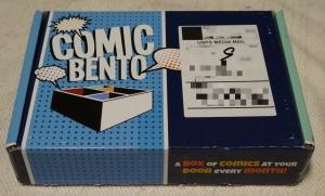 Comic Bento Unboxing 1