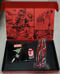 Marvel Unlimited Plus - Unboxing 1