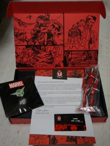 Marvel Unlimited Plus - Unboxing 2