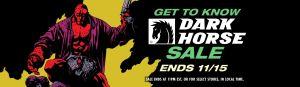 Dark Horse Sale