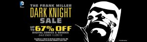 Dark Knight Sale