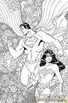 Superman Wonder Woman 25
