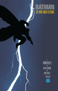 The Dark Knight Returns 1 Cover