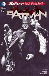 BATMAN #47 – Alex Ross Ink