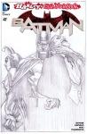 BATMAN #47 – Alex RossSketch