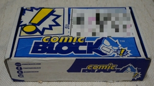 Comic Block Box
