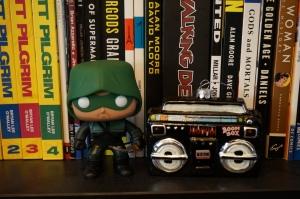 Green Arrow Playlist
