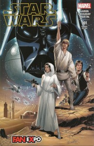 Star Wars 1 - Fan Expo Variant