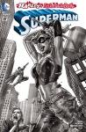 SUPERMAN #47 – Lee BermejoSketch