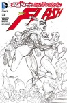 THE FLASH #47 – Terry DodsonSketch