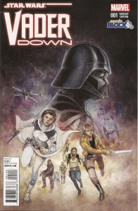 Vader Down 1 - Comic Block Exclusive Variant