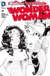 WONDER WOMAN #47 – Amanda ConnerInk