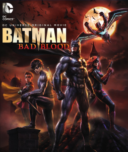 Batman Bad Blood Cover