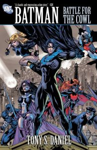Battle of the Cowl Cover