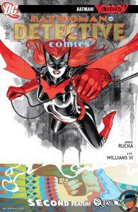 Detective Comics 854
