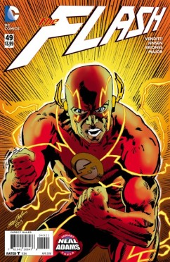 Flash 49 Neal Adams