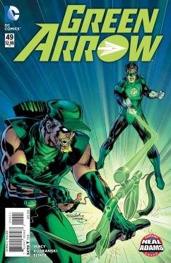Green Arrow 49 Neal Adams